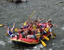Upper Colorado Family Rafting