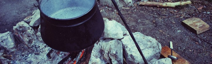 Meal Planning for your Overnight Rafting Trip